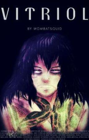 VITRIOL - Aizawa x Reader by WombatSquid