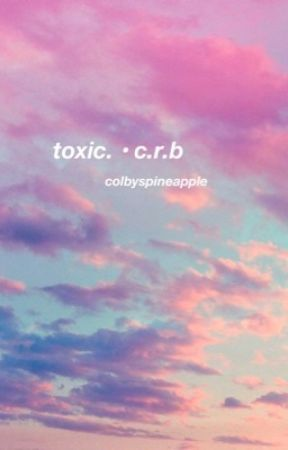 toxic. • colby brock by colbyspineapple