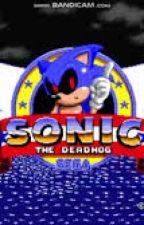 La cartouche hanté de Sonic The Hedgehog by Yohanthehedgehog