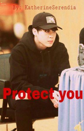 Protect you (Yoonmin/Jimsu) by KatherineSerendia