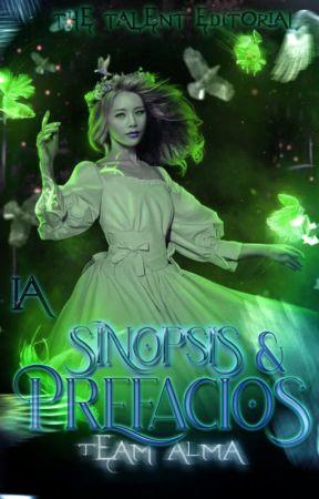 Sinopsis y Prefacios by TheTalents