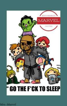 Incorrect Marvel Quotes by Mrs--Marvel
