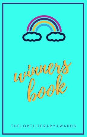 Winners Book by LGBTLiteraryAwards