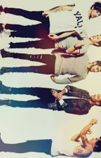 One Direction One Shots by Zombie-addict