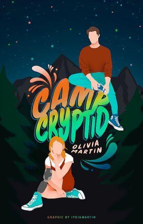Camp Cryptid by Iydiamartin