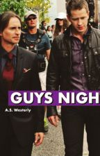 Guys Night by ASWesterly