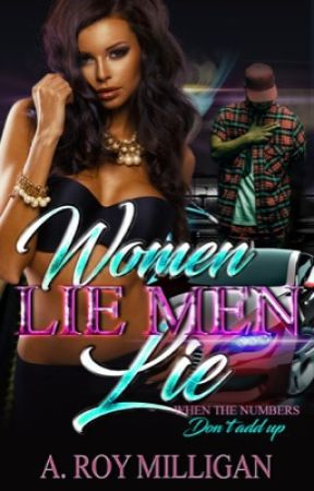 Women Lie Men Lie  by aroymilli