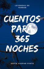 Cuentos para 365 noches by SofiaGasparPinto