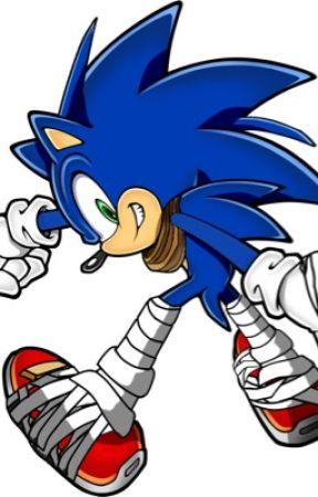 Sonic X Reader The New Machine Wattpad