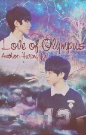 Longfic | KaiYuan-XiHong | Love of Olympus by HwangJin08