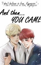 And then... You came [[KAISOO]] by TheMarifeliz