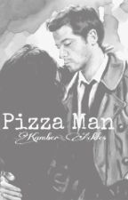 Pizza Man by Kammieburger