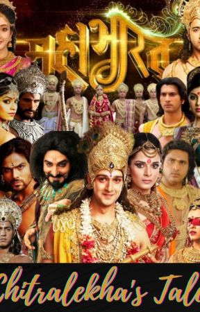 Mahabharat: Chitralekha's Tale by Krishna_Vasu