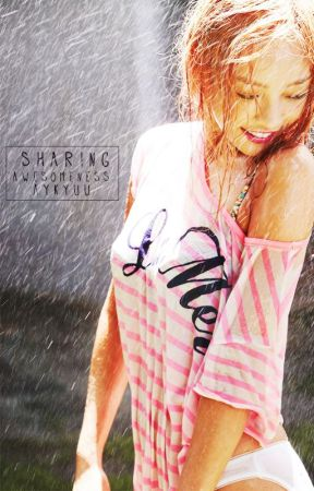 Sharing Awesomeness by aykyuu