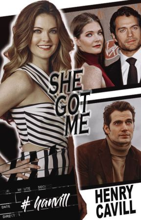 SHE GOT ME ― Henry Cavill by duffito2