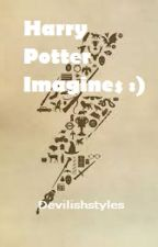 Harry Potter Imagines :) & Some Preferences by CooCooMofos