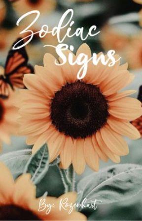 Zodiac Sign by Rozenhart