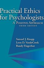 Practical Ethics for Psychologists [PDF] by Samuel J. Knapp by gygyxyme46936
