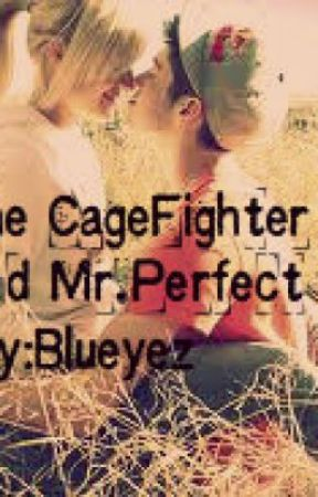 The Cage Fighter And Mr. Perfect by blueyez