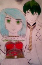 kidnapped by the demon king ( blue exorcist ) Amaimon x oc by animeboylover1423