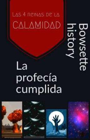 Las 4 Reinas De La Calamidad by lightwarriorfrost