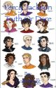 Percy jackson truth or dare, and more... (A Percy Jackson fanfic) by c_nicole47