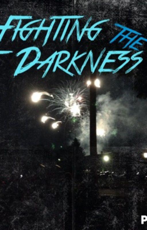 Fighting the Darkness by luckstarz