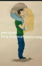 long distance relationship. percabeth by Asdfghjklpercabeth