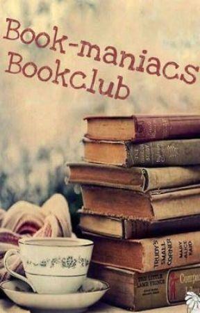 Book-maniacs Bookclub[OPEN] by ThatgoofyNerd