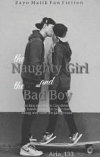 (the Naughty girl and the bad boy) by aria_133