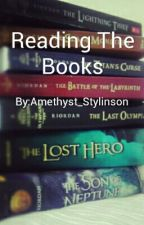 Percy Jackson: Reading The Lightening Theif by Amethyst_Stylinson