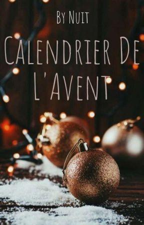 Calendrier de L'Avent by AiledePhoenix