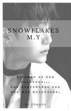 [EDITANDO] Snowflakes → [Min Yoongi] by EdithCarstairs