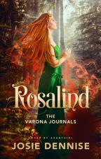 Rosalind by Josiedennise