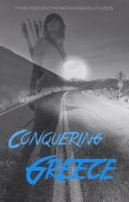 Conquering Greece (Sequel to Loving Apollo) #Wattys2015 by ZoeAlder