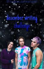 december themed  writing challenge by KeyKeyIDK