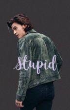 Stupid  Steve Harrington x Reader  by noodlebearbesson