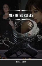 MEN OR MONSTERS by porcumplir