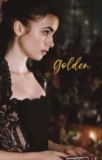 GOLDEN   HARRY STYLES AU by babyyboi