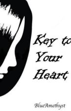 Key to Your Heart by BlueAmethyst