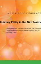 Monetary Policy in the New Normal [PDF] by Tamim Bayoumi by konakyhy99559