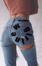new girl / sammy wilkinson by bakedbiebs