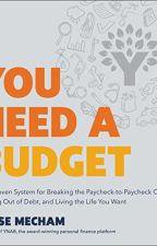 You Need a Budget (PDF) by Jesse Mecham by recyjazy16365