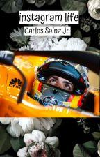 instagram~Carlos Sainz Jr. by Musique1210