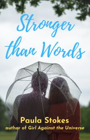 Stronger than Words by pstokesbooks