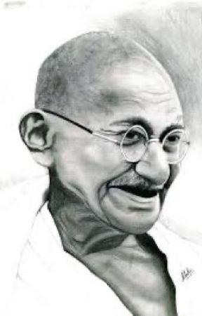 Mohandas Karamchand Gandhi  by nimeepatel1905