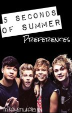 5SOS Preferences by mikeysnutella