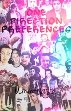 One Direction Preferences by UmmAlasia