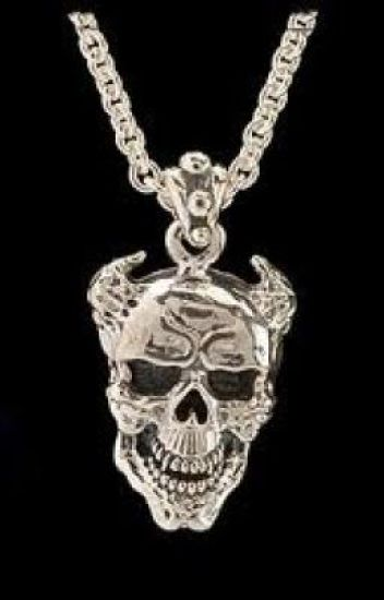 The Ghost Necklace