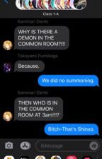 BNHA Chatfic/Story by _Imherefortheships_